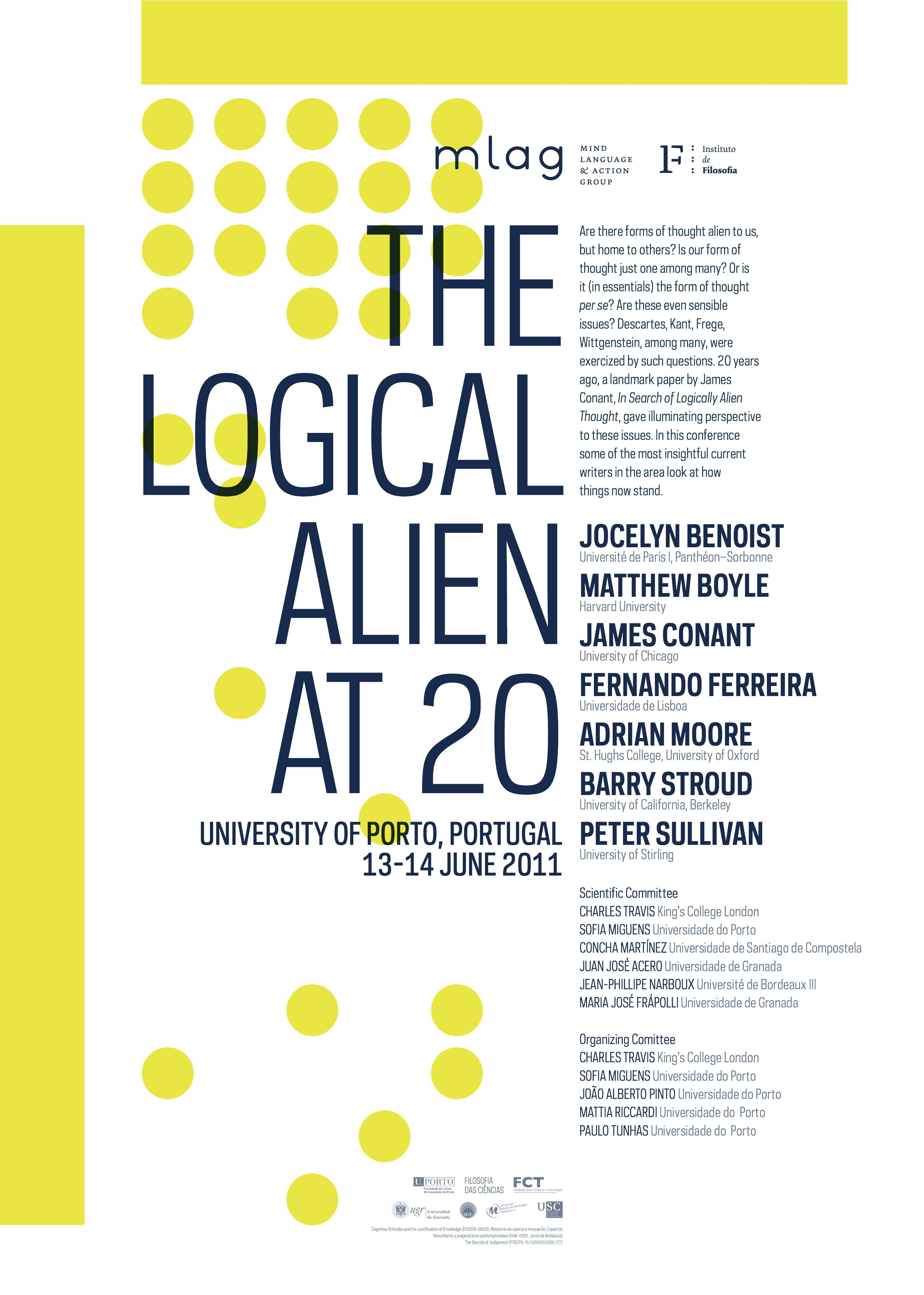 The Logical Alien at 20